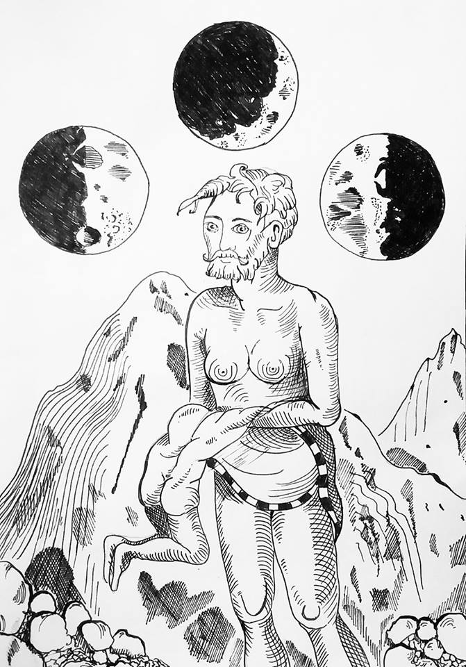 10, Victime de la lune, février 2018